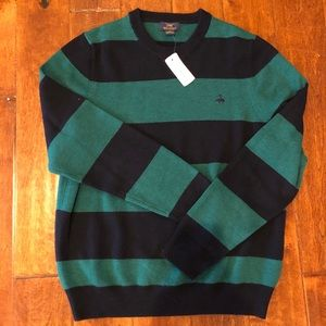 NWT Men's Brooks Brothers Sweater